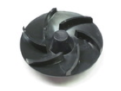 Impeller for PM075 and PM100 motor pumps.